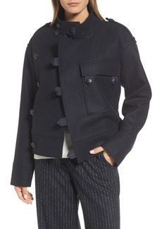 Nordstrom Signature Wool Sculpted Jacket