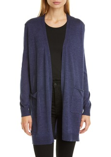 Nordstrom Signature Wool, Silk & Cashmere Open Cardigan
