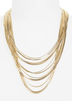 Nordstrom Snake Chain Necklace