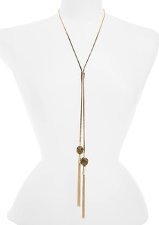 Nordstrom Stone Y-Necklace