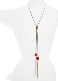 Nordstrom Stone Y-Necklace