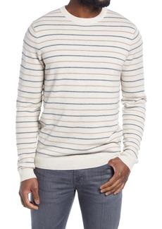 Nordstrom Stripe Crewneck Sweater