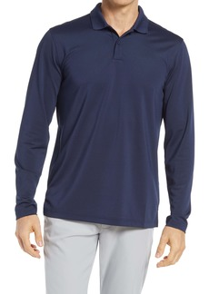 Nordstrom Tech Smart Long Sleeve Polo Shirt