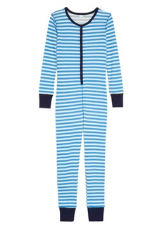 Nordstrom Thermal Fitted One-Piece Pajamas (Toddler Boys, Little Boys & Big Boys)