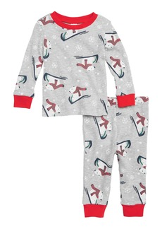 Nordstrom Thermal Fitted Two-Piece Pajamas (Baby)