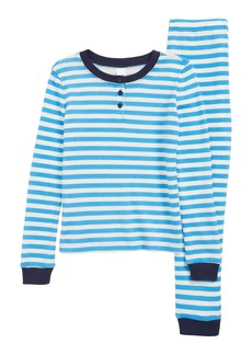 Nordstrom Thermal Fitted Two-Piece Pajamas (Toddler Boys, Little Boys & Big Boys)