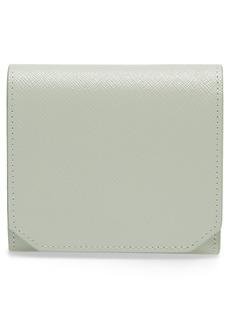 Nordstrom Trifold Leather Envelope Wallet