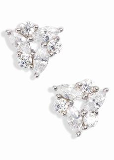 Nordstrom Trinity Cubic Zirconia Stud Earrings