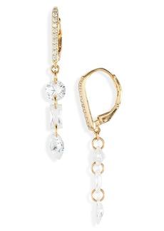 Nordstrom Triple Drop Earrings