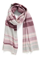 Nordstrom Variegated Stripe Wrap