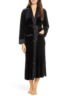 Nordstrom Velour Robe