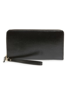 Nordstrom Wanderlust Leather Travel Wallet