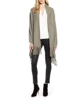Nordstrom Wool & Cashmere Travel Wrap