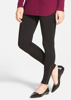 Nordstrom Zip Detail Leggings