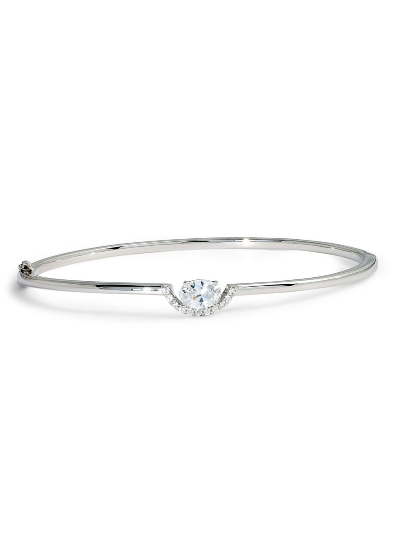 Nordstrom Norstrom Pavé Hinged Bangle
