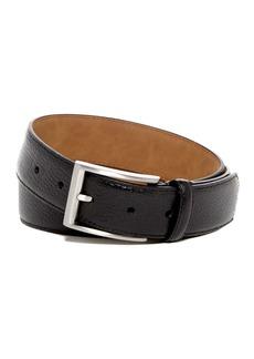 Nordstrom Pebble Grain Leather Belt