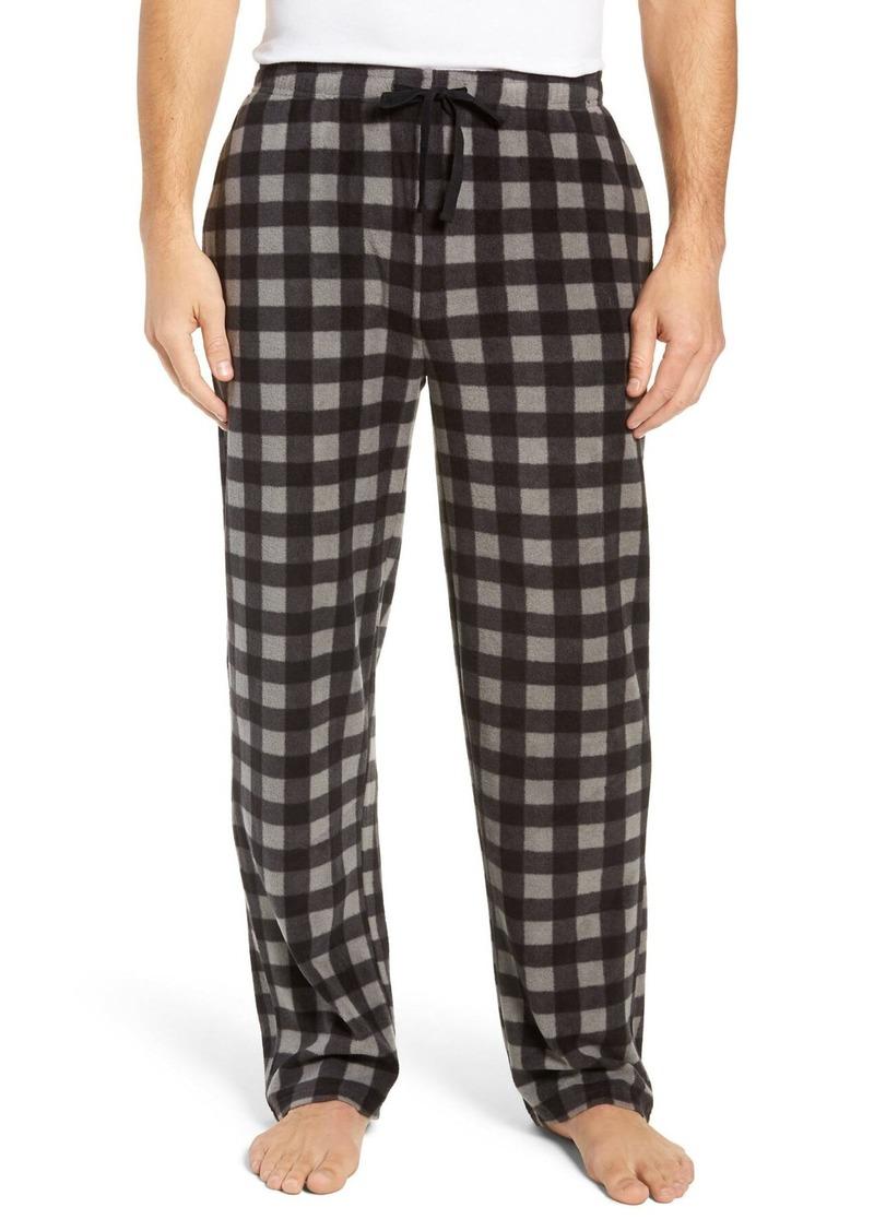 Nordstrom Microfleece Pajama Pants
