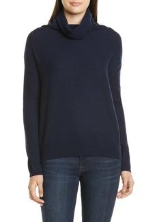 Nordstrom Scrunch Neck Cashmere Sweater