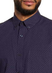 Nordstrom Slim Fit Button-Down Shirt