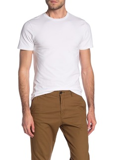 Nordstrom Stretch Cotton Crew Neck T-Shirt - Pack of 3