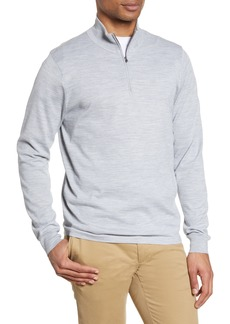 Nordstrom Tech-Smart CoolMax® Quarter Zip Pullover