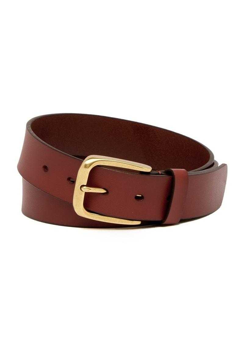 Nordstrom Valencia Leather Belt