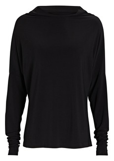Norma Kamali All-In-One Convertible Jersey Top