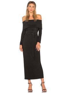 Norma Kamali Cowl Neck Dress