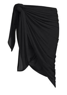 Norma Kamali Ernie Multi-Way Oversized Sarong