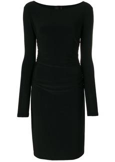 Norma Kamali long sleeved dress