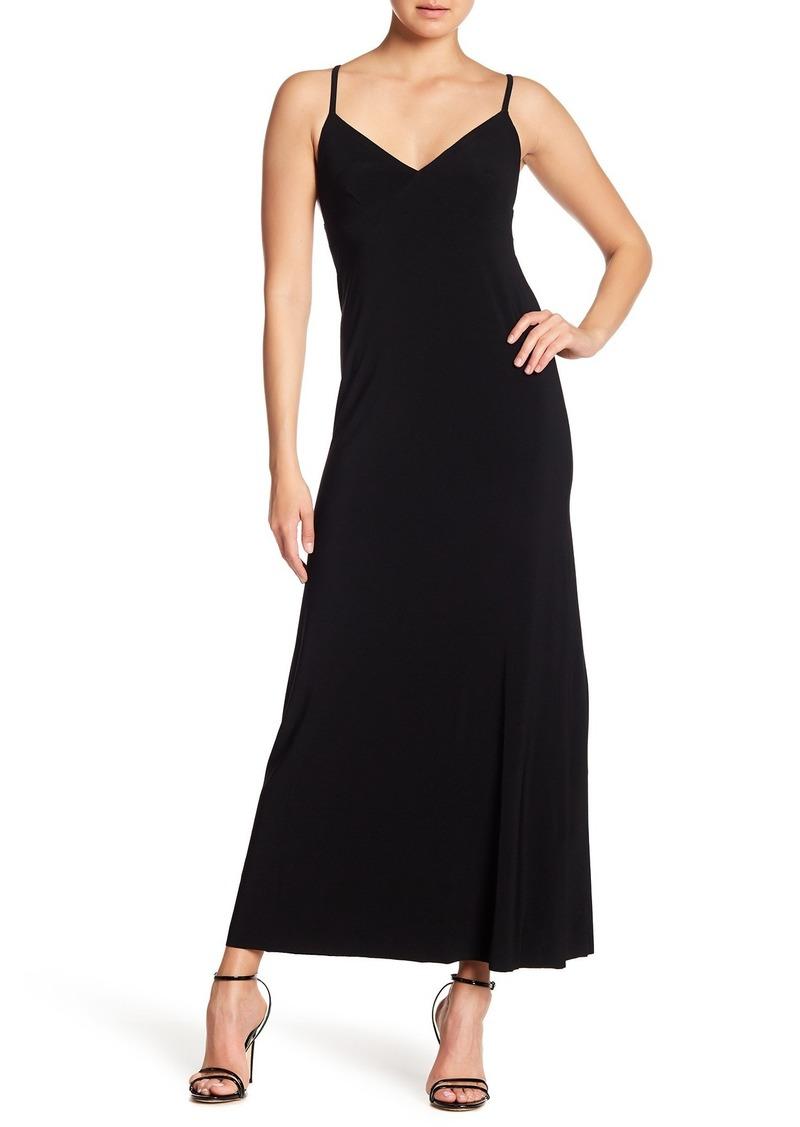 0e21ed14d06 Norma Kamali Maxi Slip Dress