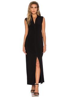 Norma Kamali KAMALIKULTURE Long Shirt Dress