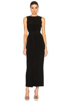 Norma Kamali Low Back Dress