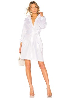 Norma Kamali Shirt Dress