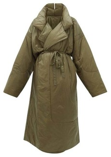 Norma Kamali Sleeping Bag reversible coat