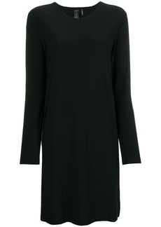 Norma Kamali straight fit dress - Black