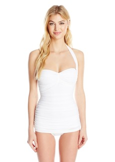 Norma Kamali Women's Bill Mio One-Piece Swimsuit