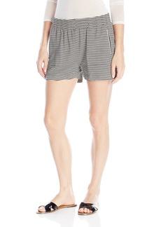 Norma Kamali Women's Boyfriend Shorts
