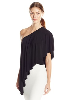 Norma Kamali Women's Circle Top