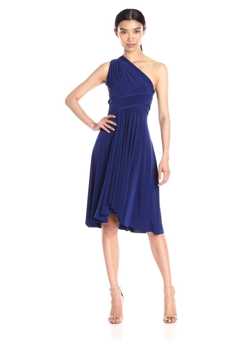 Norma Kamali Women's Convertible Dress