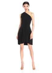 Norma Kamali Women's Convertible Mini Dress