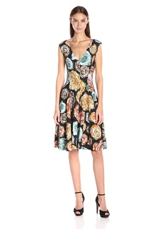 Norma Kamali Women's Grace Dress Reversible