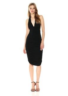 Norma Kamali Women's Halter Dress  M