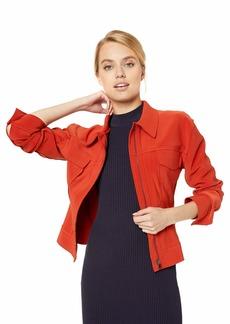 Norma Kamali Women's Jeans Jacket  M