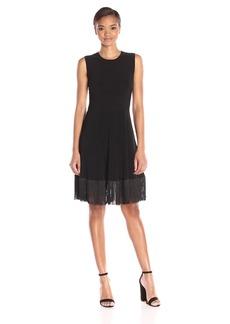 Norma Kamali Women's Lamp Shade Dress