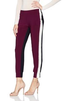 Norma Kamali Women's Side Stripe Jog Pant  XS