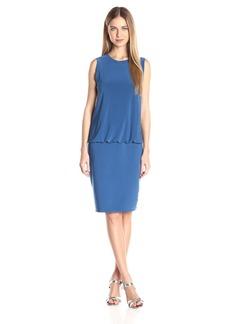 Norma Kamali Women's Sleeveless Babydoll Dress  M