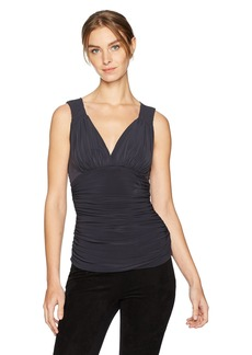 Norma Kamali Women's Tara Top Pw  S