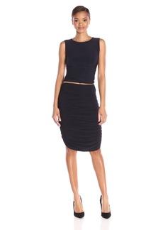 Norma Kamali Women's Teaser Dress
