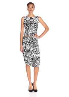 Norma Kamali Women's Teaser Dress Two Piece Set